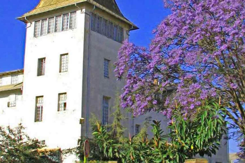 11One of the beautiful villa in Asmara